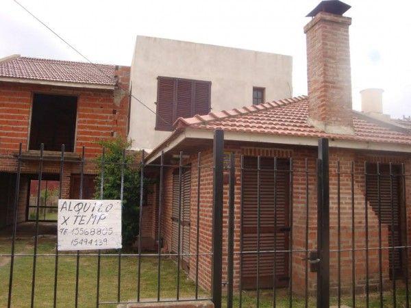 NECOCHEA: Casa para 6 personas