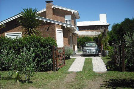MONTE HERMOSO: Casa para 6 personas