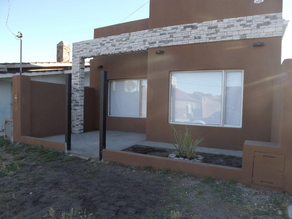 CLAROMECO: Casa a estrenar 2 habitaciones