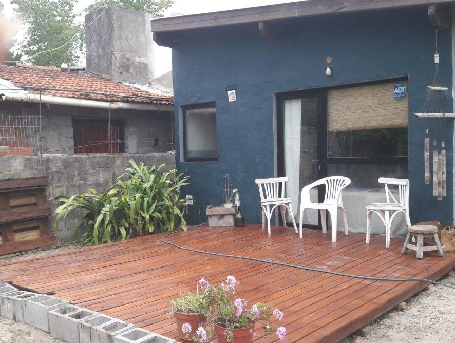 SAN BERNARDO: Casa para 4 o 5 personas con entrada de auto