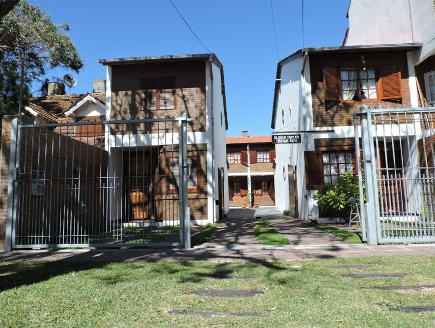 SAN BERNARDO: Inti Duplex para 4 o 5 personas