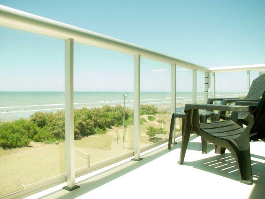 SAN BERNARDO: Exclusivos departamentos de diseño frente al mar