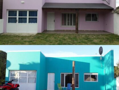 TRES ARROYOS: Balneario Orense, casas para 6 personas a menos de 100 metros del mar