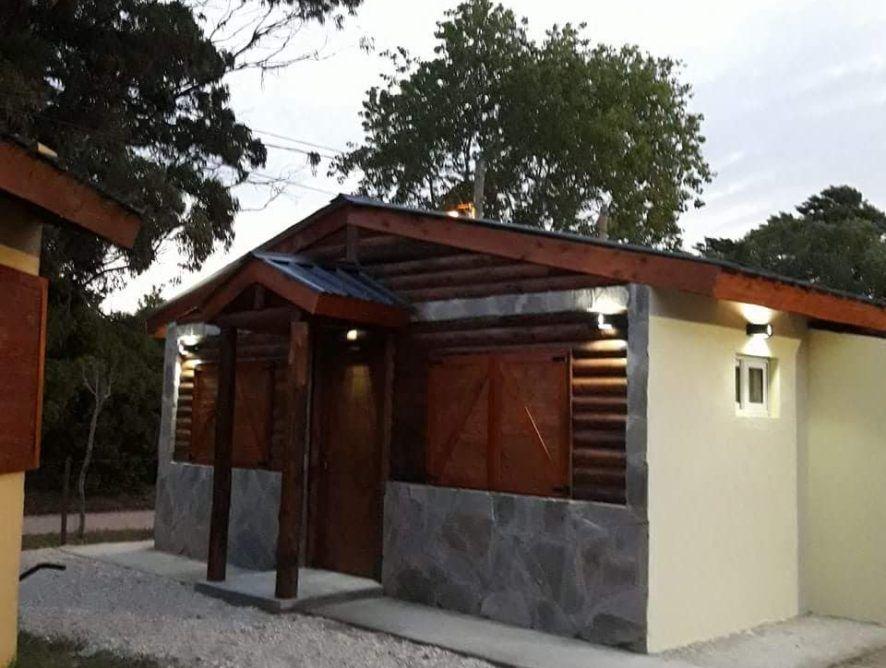 SAN CLEMENTE: Cabañas el Ombú para 6 personas