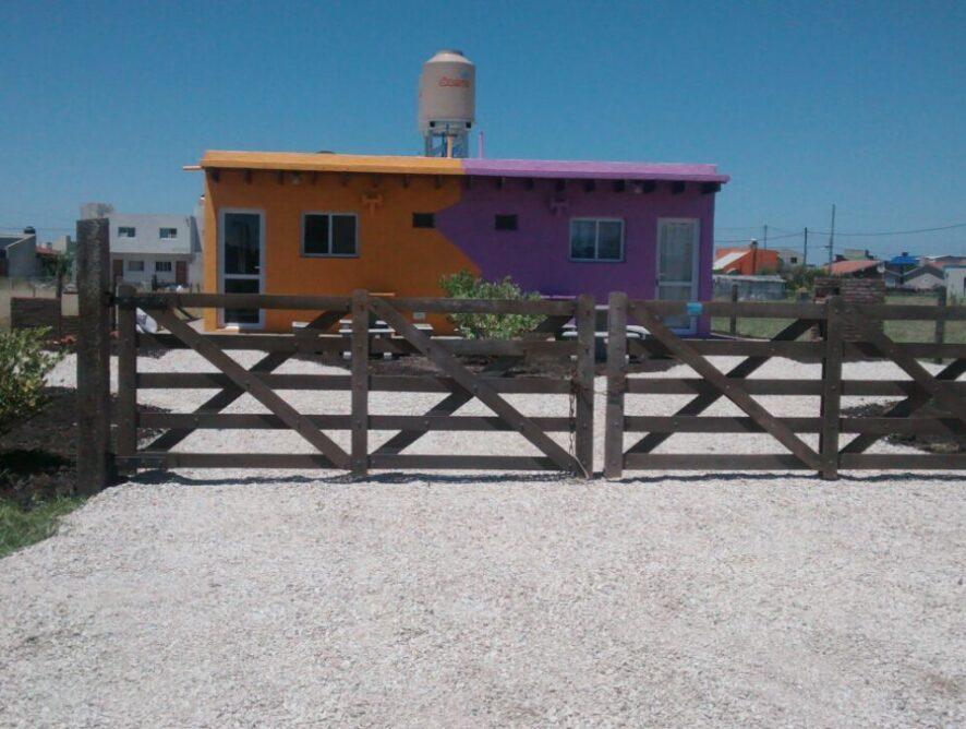 SANTA CLARA DEL MAR: Casa La Pirucha para 4 personas