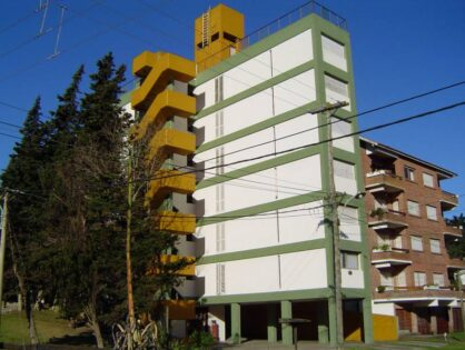 VILLA GESELL: Depto para 5 personas 2 dormitorios