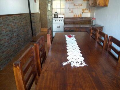 MAR DE AJO: Casa en PH para 4/5 personas